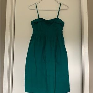 MAEVE Teal Dress - Sz 4